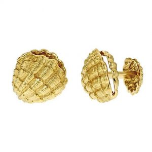 Clam Shell Cufflinks