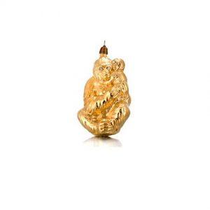 CO Gorilla Ornament