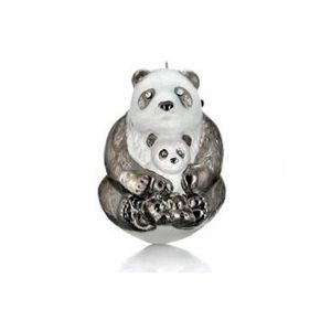 CO Panda Ornament