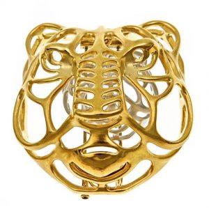 Mystical Tiger Brooch