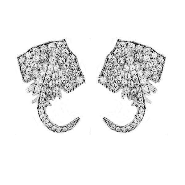 Stingray Earrings