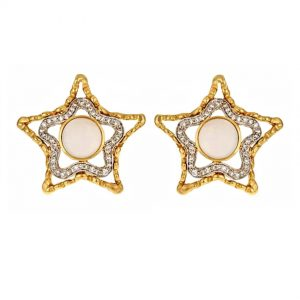 Shy Star Earrings