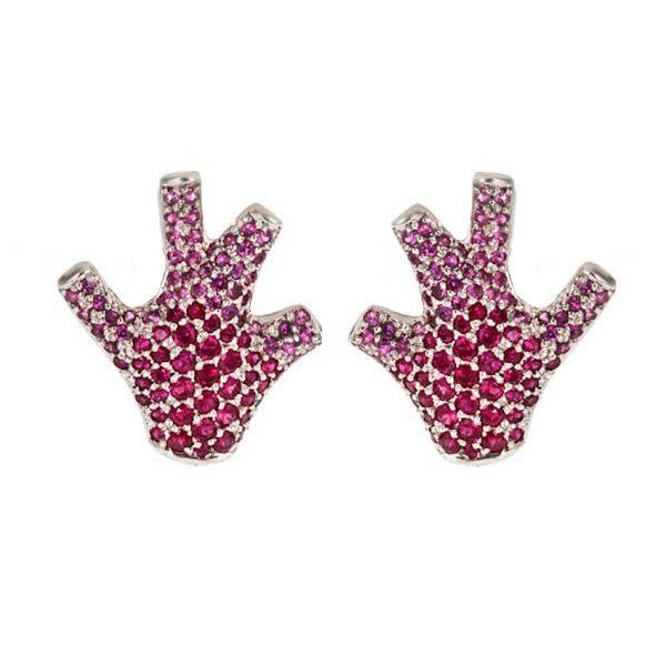 Staghorn Coral Earrings