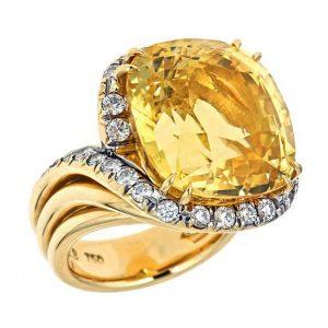 Guggenheim Ring