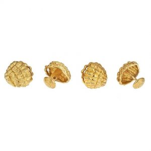 Clam Shell Shirt Studs