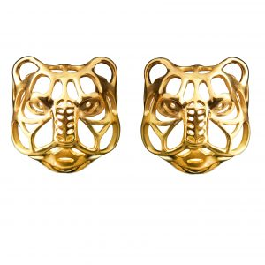 Mystical Tiger Earring