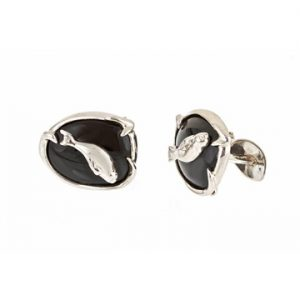 Arctic Sea Cufflinks