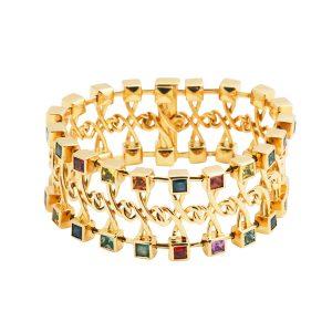 Sapphire Fantasy Bracelet