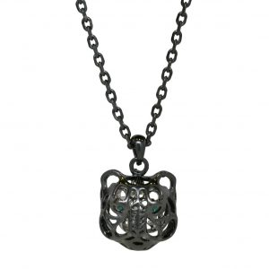 Quest Double Mystical Tiger Pendant