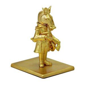 Z Han Horse Gold