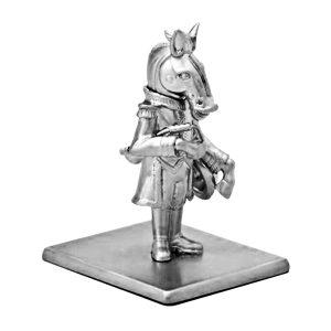 Z Han Horse Silver