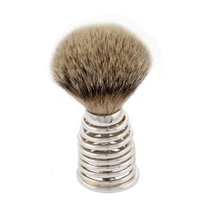 Flexible Spiral Shaving Shaving Brush