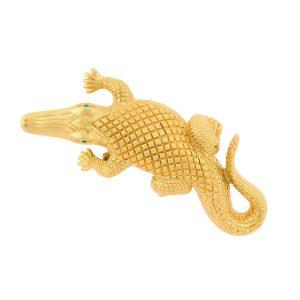 Stalking Alligators Gold