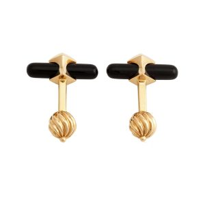 Sliding Rod Cufflinks