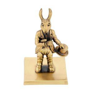 Rabbit Bronze