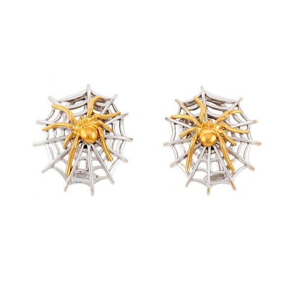 Spider Earrings