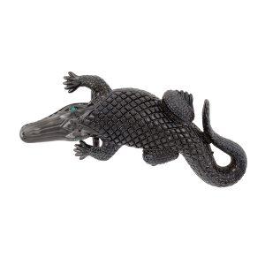 Stalking Alligators Black